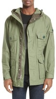 Rag & Bone Men's Miles Hooded Military Parka