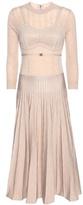 Bottega Veneta Wool-blend Dress