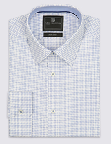 Limited Edition Pure Cotton Slim Fit Checked Shirt