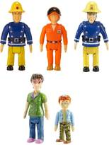 Fireman Sam Five Figure Pack