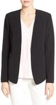 Vince Camuto Women's Zip Pocket Blazer