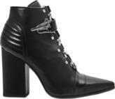 Emilio Pucci High heel hiking boot