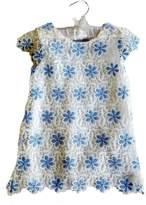 Mayoral Daisy Crochet-Lace Dress