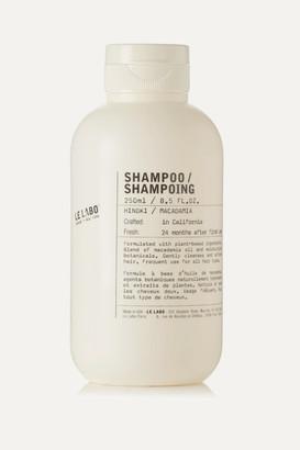 Le Labo Shampoo - Hinoki, 250ml