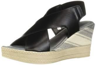 Bella Vita Women's Bec-Italy Slingback Sandal with Gore Shoe