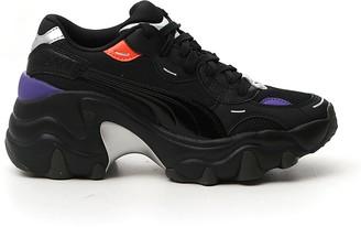 Puma Pulsar Wedge Tech Glam Sneakers