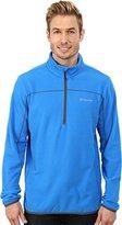 Columbia Men's Trails Edge Hal- Zip Fleece Pullover Top