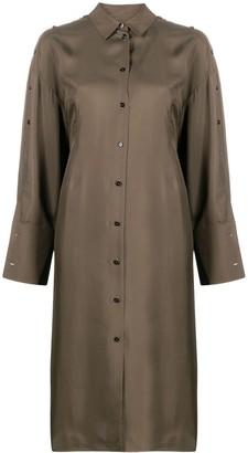 Jil Sander Buttoned Shirt Dress