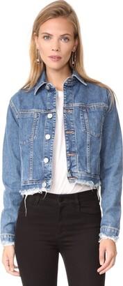 Hudson Women's Garrison Cropped Jacket