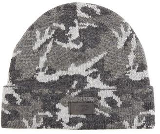 UGG Men's Knit Camo Beanie Hat