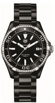 Tag Heuer Aquaracer Ceramic Diamond Watch