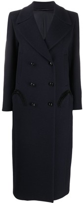 BLAZÉ MILANO Fitted Double-Breasted Coat