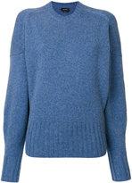 Isabel Marant Denver sweater - women - Polyamide/Camel Hair/Wool - 36