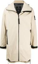 adidas Myshelter Rain hooded parka coat