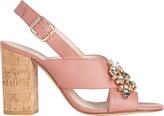 LK Bennett Ynes leather sandals