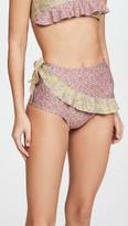 Palm Alora High Waisted Bikini Bottoms
