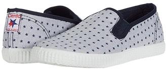 Cienta 57055 (Infant/Toddler/Little Kid/Big Kid) (Navy) Girl's Shoes