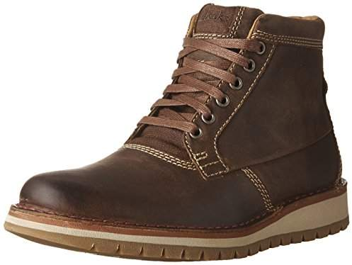 d062df394fdfd5 Mens Tan Leather Boots Clarks - ShopStyle Canada