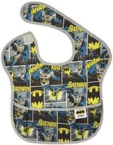 Bumkins DC Comics Super Bib, Batman Icon, 6-24 Months, 2 Pack by