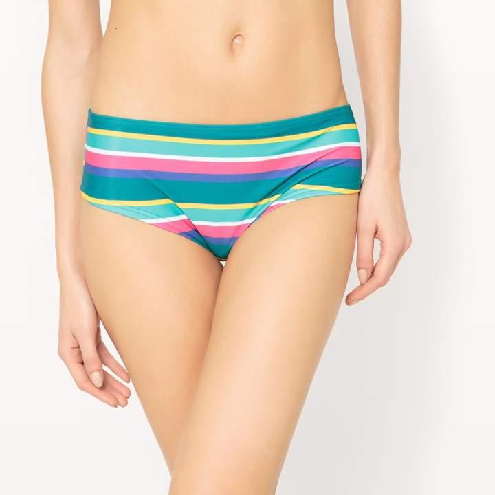 La Redoute Collections Striped Bikini Shorts