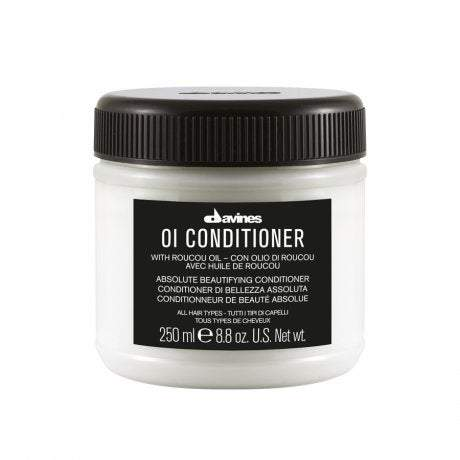 Davines OI Conditioner - Absolute Beautifying Conditioner for All Hair Types