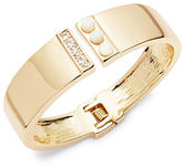 RJ Graziano Embellished Cuff Bracelet