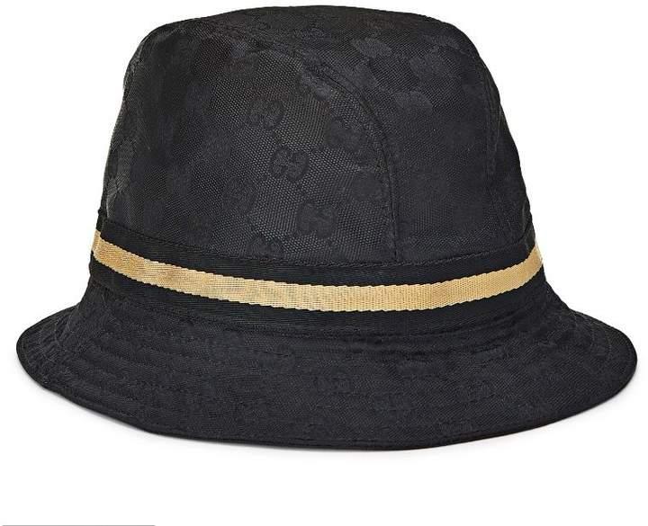 6ae19a9c0ab13 Gucci Hats Canvas - ShopStyle