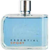 Lacoste Essential Sport By Edt Spray 4.2 Oz (unboxed)