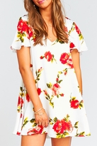 Show Me Your Mumu Kylie Floral Dress