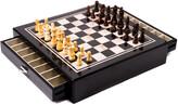 Bey-Berk Mother Of Pearl Design Chess Set