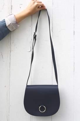 The Leather Satchel Company Bullring Saddle Bag