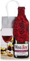 Bed Bath & Beyond Scarlet Swirl Wine Bottle Cover