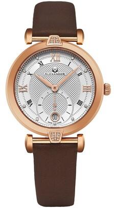 Alexander Women's Monarch Watch