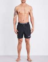 Calvin Klein Intense Power double waistband swim shorts