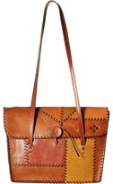 Patricia Nash Faito Flap Satchel