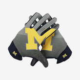 Nike Stadium (Michigan) Football Gloves