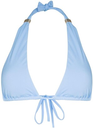 Melissa Odabash Grenada halter neck bikini top