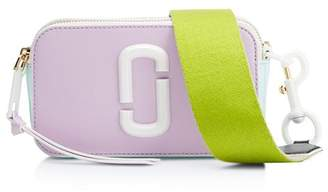 Marc Jacobs Snapshot Ceramic Leather Crossbody