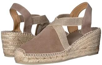 Toni Pons Tona (Black Suede) Women's Shoes