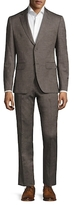 John Varvatos Austin Side Vent Suit