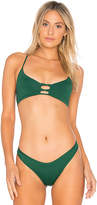 L-Space Flynn Top in Green. - size L (also in M,S,XS)