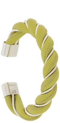 Bottega Veneta Twist-Style Bracelet