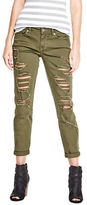 G by Guess GByGUESS Women's Lianna Destroyed Skinny Jeans