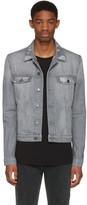 BLK DNM Grey Denim 33 Jacket
