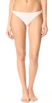 Stella McCartney Stella Smooth & Lace Thong