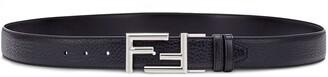 Fendi reversible logo buckle belt