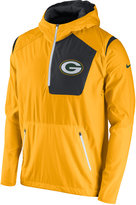Nike Men's Green Bay Packers Vapor Speed Fly Rush Hooded Jacket