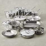 All-Clad d5 Stainless-Steel 23-Piece Ultimate Cookware Set