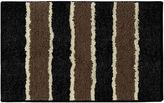 Asstd National Brand Bathtopia Herald Stripe Rectangular Bath Rug Collection