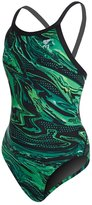 TYR Oil Slick Diamondfit Youth One Piece Swimsuit 8117510